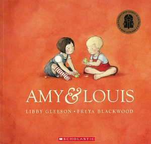 Book cover image for Amy and Louis