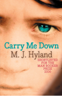 Book cover image for Carry Me Down