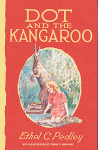 Book cover image for Dot and the Kangaroo
