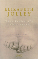 Book cover image for Miss Peabody's Inheritance