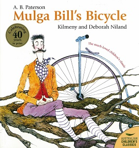 mulga bills bicycle techniques Mulga bill's bicycle 1136_internalsqxd:91138_0199r0qxd 3/7/08 12:35 pm page 112 113 other resources a selection of poetry books with examples of ballads percussion instruments mulga bill's bicycle text form: ballad medium: book field: a bicycle ride.