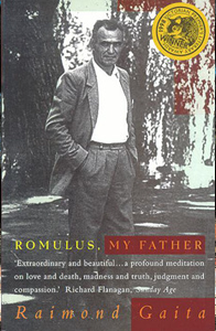 Book cover image for Romulus, My Father