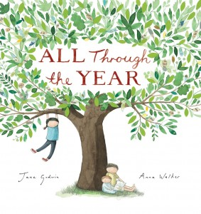 All Through the Year book cover image