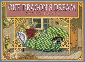 One Dragon's Dream book cover image