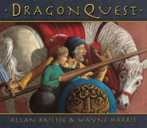 Book cover image for DragonQuest