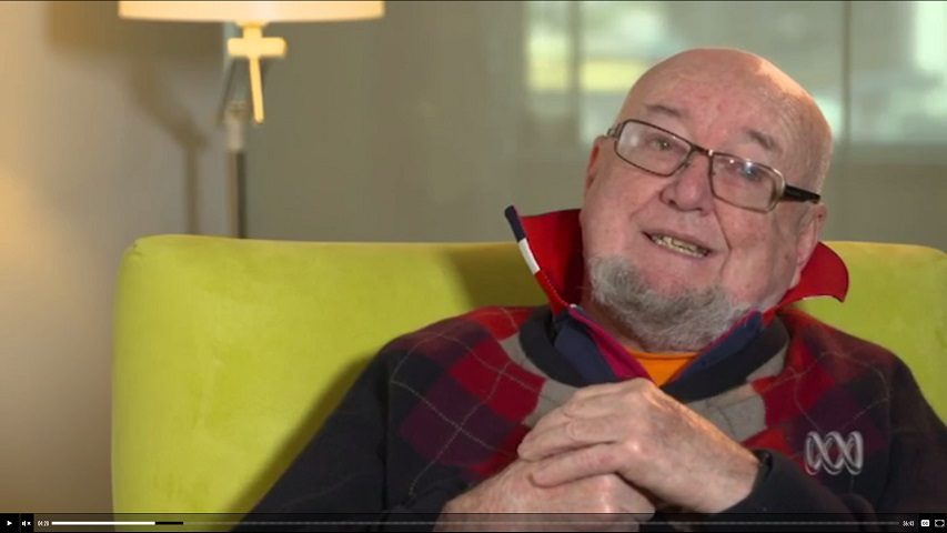 Video: Thomas Keneally on ABC Splash