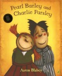 Pearl Barely and Charlie Parsley book cover image