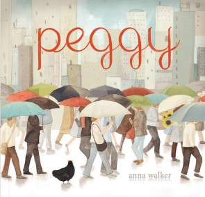 Book cover image for Peggy