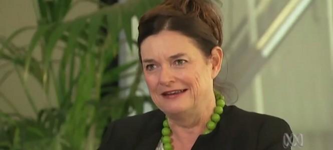 Hannie Rayson on ABC Splash