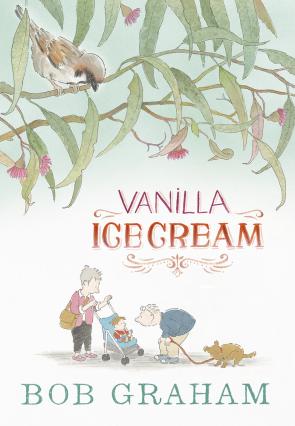 Vanilla Ice Cream book cover image