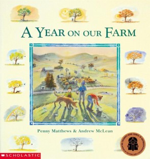 Book cover image for A Year on Our Farm