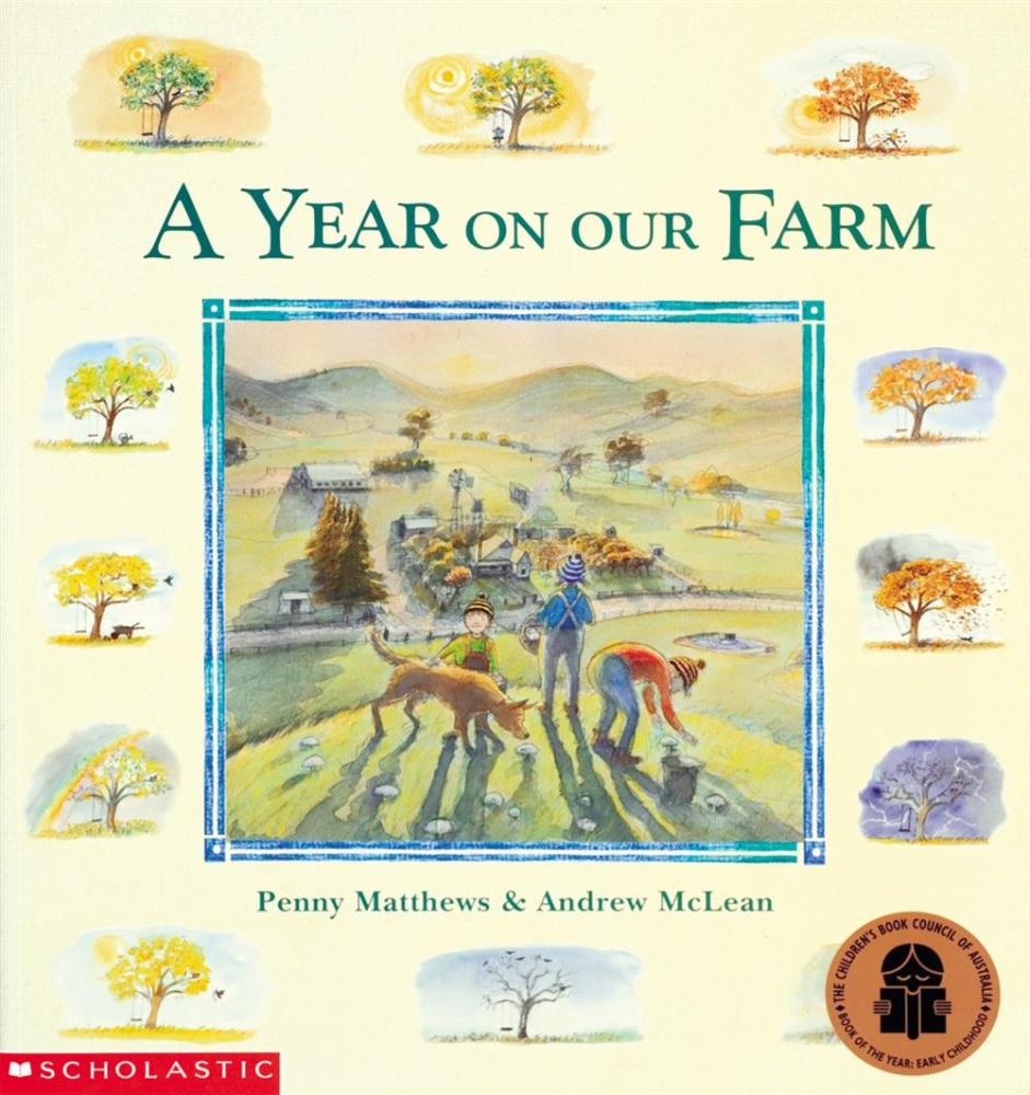 A Year On Our Farm Reading Australia