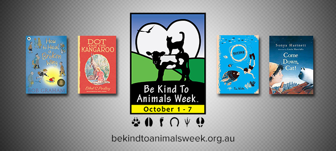 Be Kind to Animals week web banner