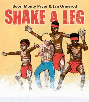 Book cover image for Shake a Leg