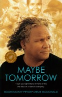 Book cover image for Maybe Tomorrow