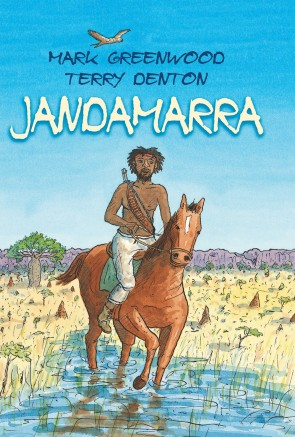 Book cover image for Jandamarra
