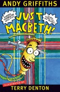 Book cover image for Just Macbeth!