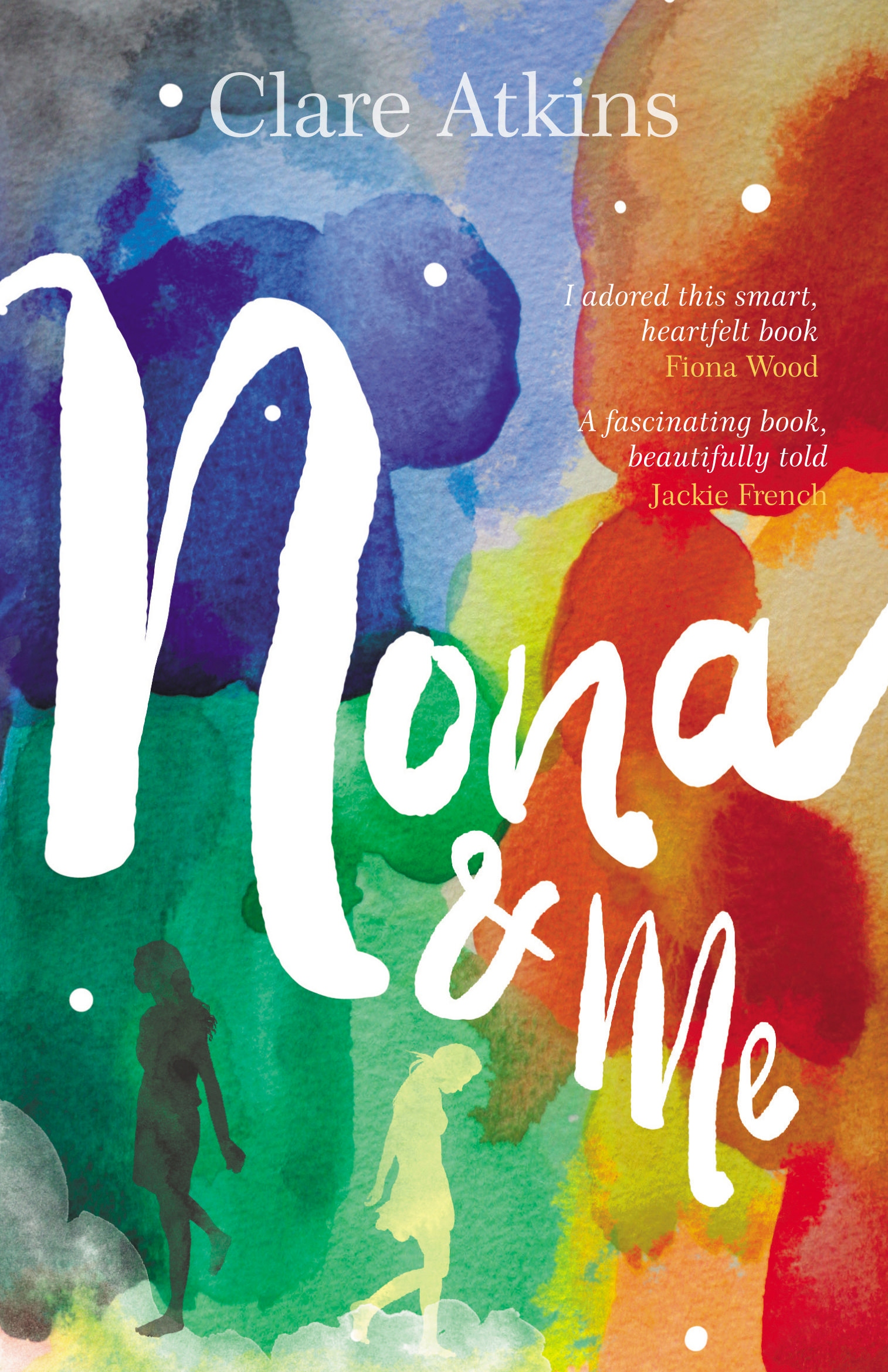 Book cover image for Nona and Me.