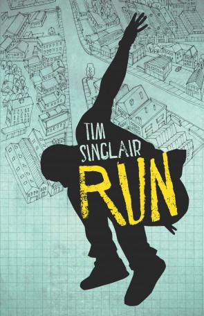 Book cover image for Run by Tim Sinclair