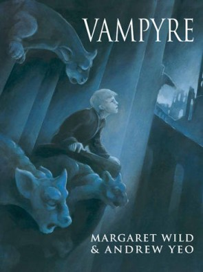 Book cover image for Vampyre