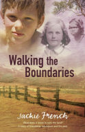 Book cover image for Walking The Boundries