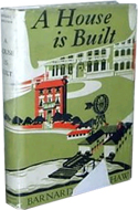 A House is Built book cover image