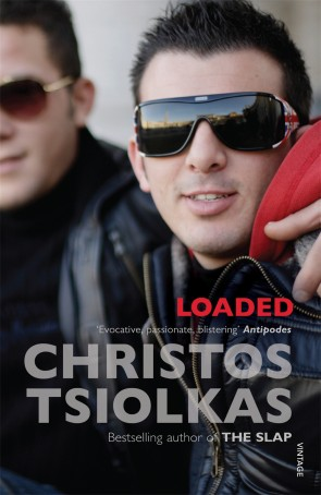 Loaded book cover image