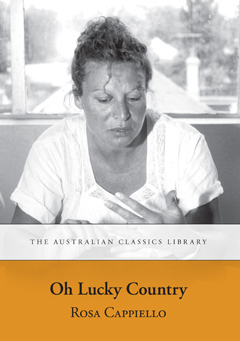 Oh Lucky Country book cover image