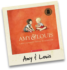 Amy & Louis Cover Polaroid