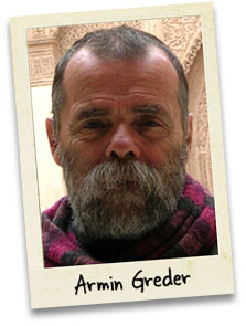 Armin Greder Headshot