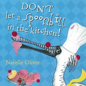 Don't Let a Spoonbill in the Kitchen!
