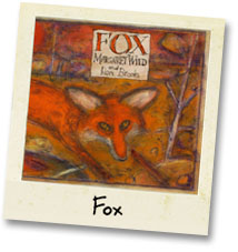 Fox Cover Polaroid
