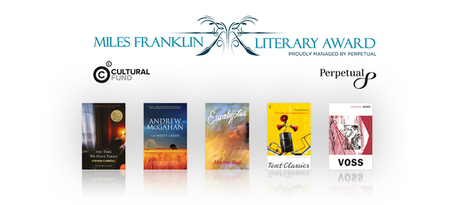 MFA Past Winners on Reading Australia