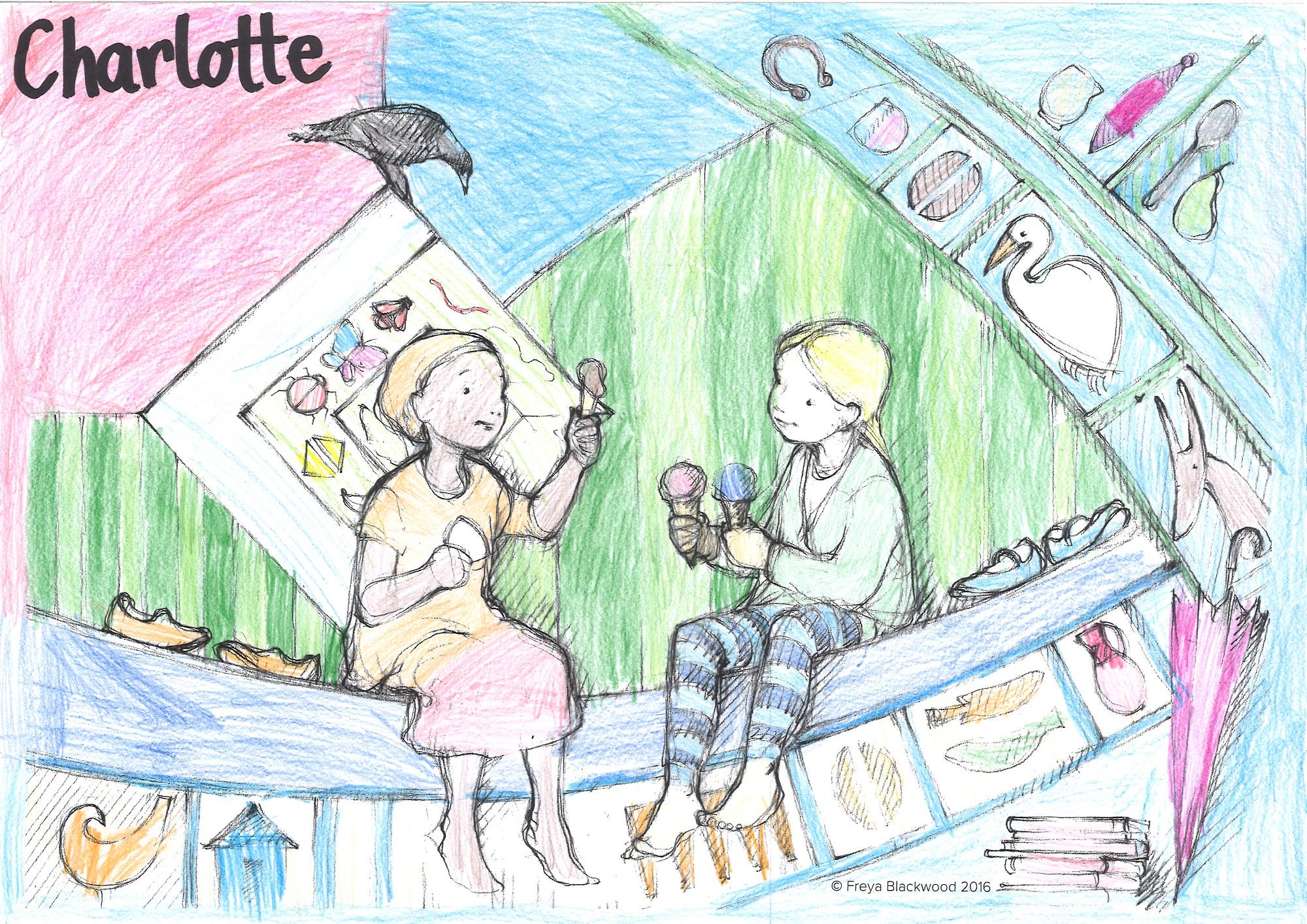 Charlotte, Year 2, Durack School, NT