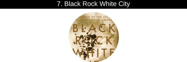 7. Black Rock White City