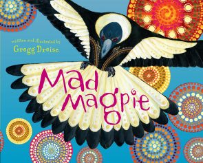 Mad Magpie - small