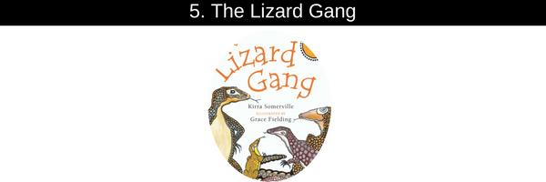 6 books for naidoc week